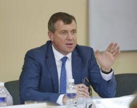Семинар с председателями избирательных комиссий. 5 июня 2019 года