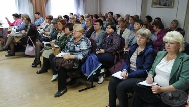 Проведен семинар в Тулуне